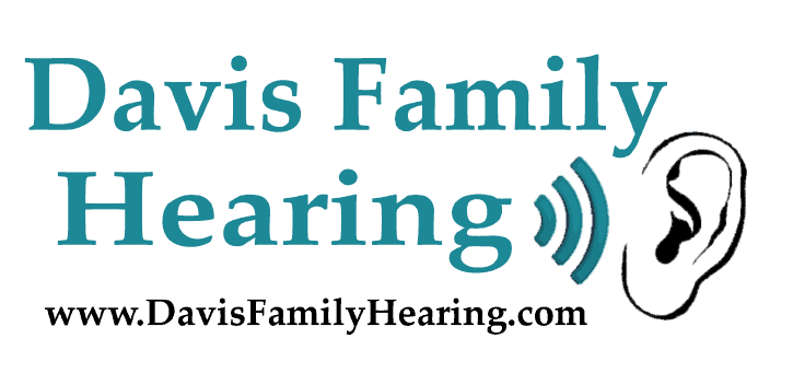 Davis Family Hearing Logo