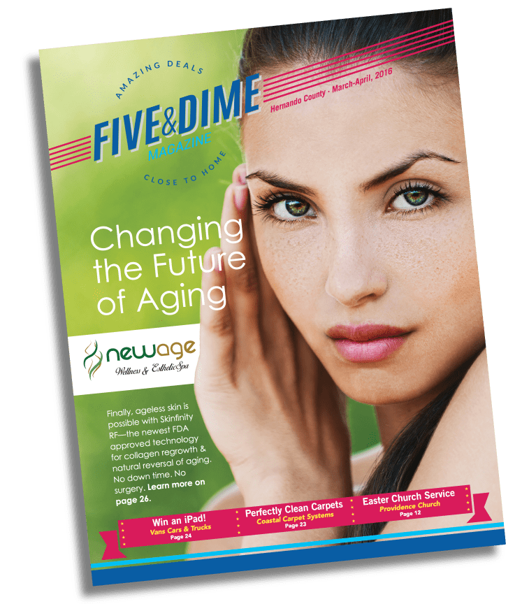 Five and Dime Magazine March 2016