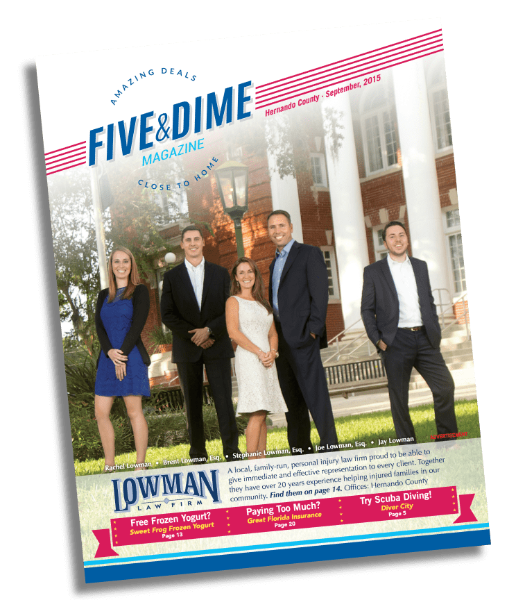Five and Dime Magazine September 2015